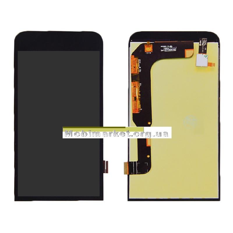 Модуль (дисплей+сенсор) для HTC Desire 616 Dual Sim чорний