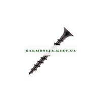 Саморез металлический для гипсокартона, 3.5х25 мм, 1000 шт
