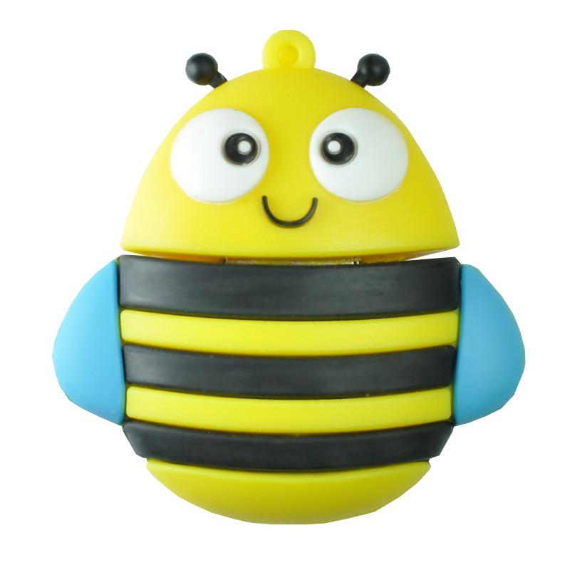 USB флешка 16GB Пчела
