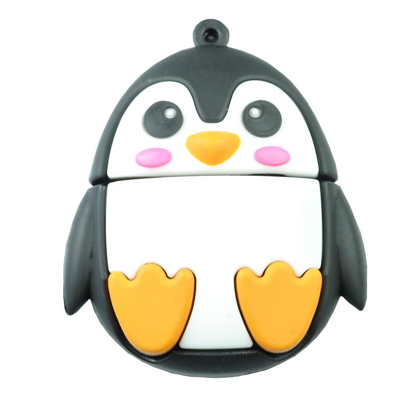 USB флешка Пингвин 16GB