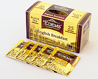 "Чай в сашетах ""Edems English Breakfast GOLD"", 25ф/п"