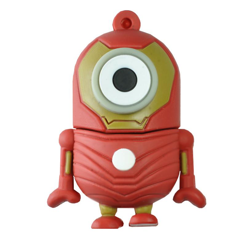 USB флешка Миньон-Железный Человек 16GB