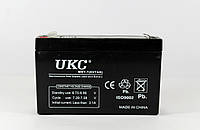 Аккумулятор BATTERY 6V 7A UKC (20)