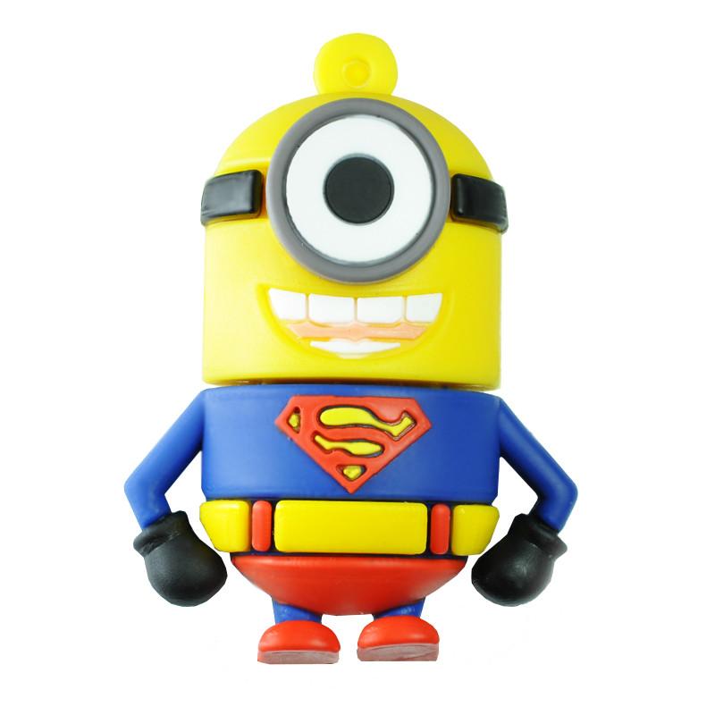 USB флешка Миньон-Супергерой 16GB