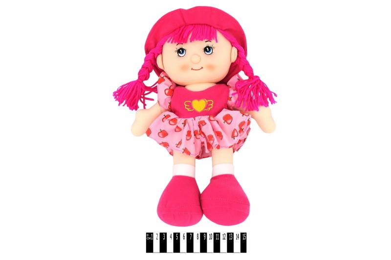 Музыкальная кукла мягкая R1214(ABC)