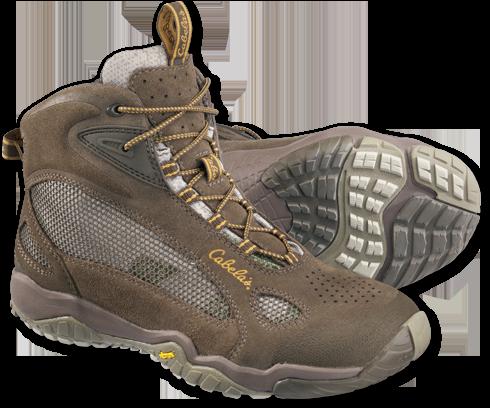 Ботинки охотничьи летние Cabela's Barefoot Hunter Hunting Boots
