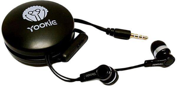 Наушники с микрофоном Yookie YK-380