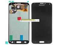 Модуль Samsung G900A / G900F / G900H / G900I / G900T Galaxy S5 Amoled original чорний