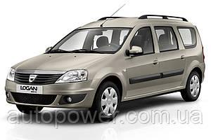 Фаркоп на сварной Dacia Logan (универсал) 2007-2013