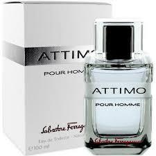Духи мужские Salvatore Ferragamo Attimo pour Homme Сальвадор Феррагамо Аттимо Пьюр Хоум