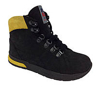 Ботинки Minimen 55YELLOW р. 31, 32 Черный