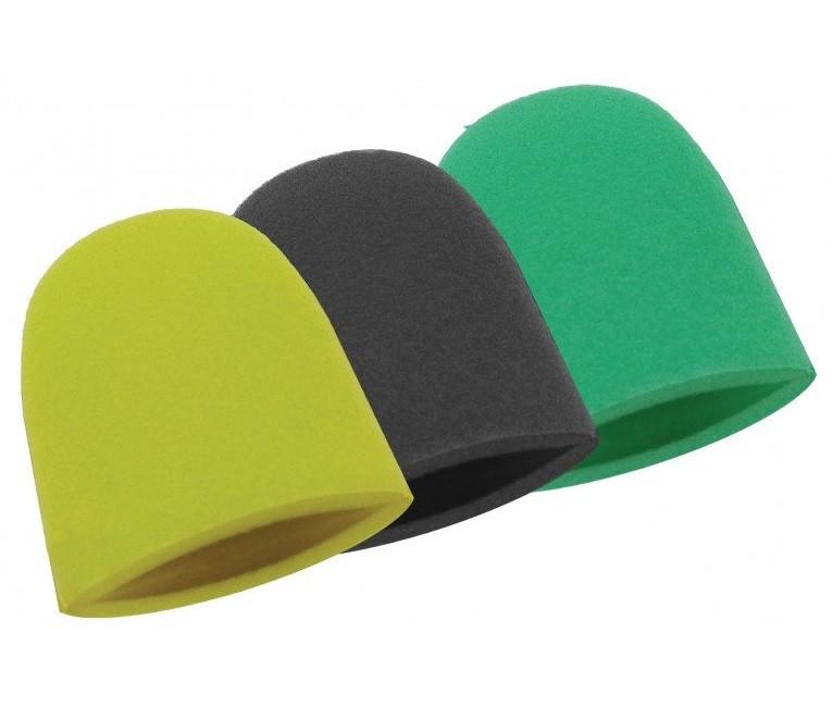 """Комплект полірувальних аплікаторів """"носочки"""" finger mitt"""