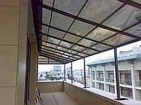 Поликарбонат монолитный т. м. MONOGAL 6 мм.прозрачный
