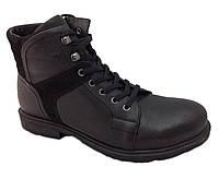 Ботинки  L.W.SUBBY  р. 37,38,39 Черные
