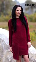 Тёплое платье 0314(32)
