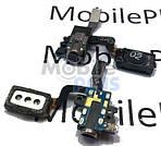 Шлейф для Samsung N900, N9000 Note 3 с разъемом наушников, разговорным динамиком