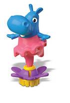 Яйцо шоколадное Kinder Surprise Happos family / Киндер Сюрприз Семья Хаппос и другие игрушки, фото 3