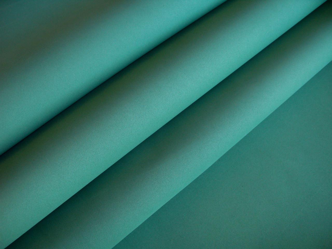 Фоамиран морской зеленый, 60x35 см, 0,8-1,2мм., Иран