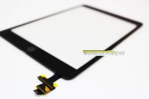 Сенсор (тачскрін) Apple iPad Mini, iPad Mini 2 Retina (з мікросхемою) чорний, фото 3