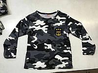 Реглан для Мальчика ARMY Серый  Рост 86-128 см