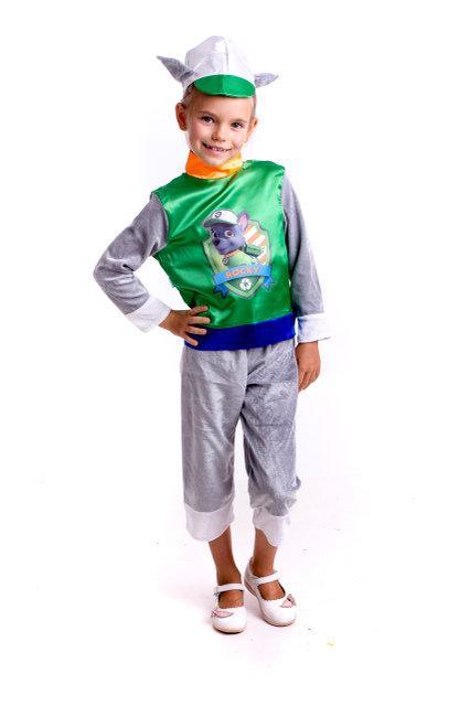 Детский карнавальный костюм мультгероя Рокки