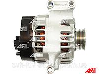 Генератор (новый) на Fiat Doblo 1.4 бензин.120 Ампер. 101210-1470 DENSO. Фиат Добло 1.4 бензин.