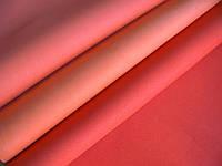 Фоамиран оранжево красный, 60x70 см, 0,8-1,2мм., Иран