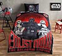 Подростковое постельное белье светящееся DISNEY  от Tac  Star Wars Glow