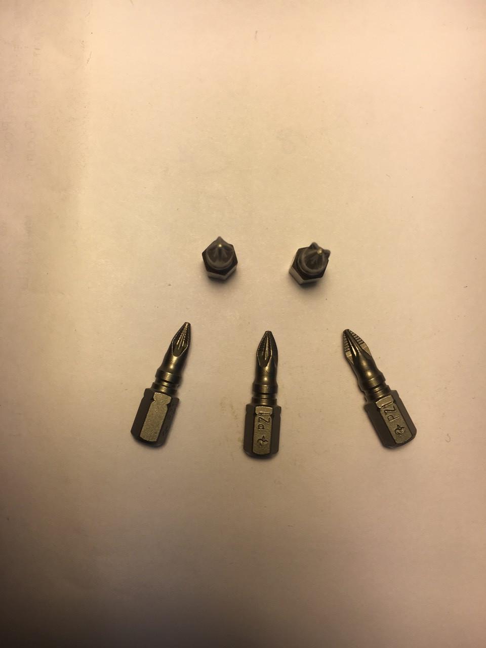 Бита RapidE PZ1-25mm