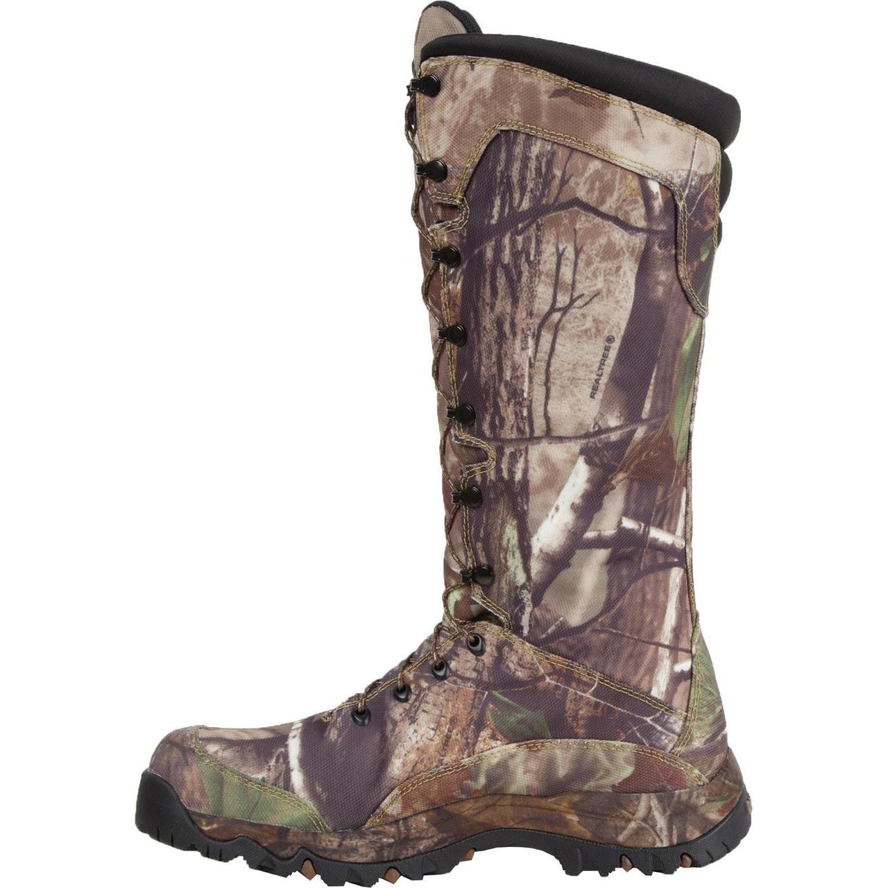 Ботинки для охоты демисезонные Rocky GameSeeker Waterproof Snake Boot