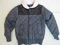 Куртка  демисезонная для мальчика 6 лет Shialy