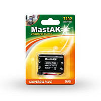 Аккумулятор MastAK T102  3,6V 550mAh
