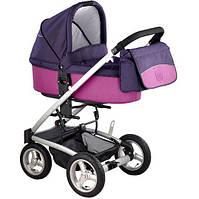 Универсальная коляска Bebe Beni Igo VioletPink