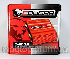 Усилитель CAR AMP 500.2 (5)