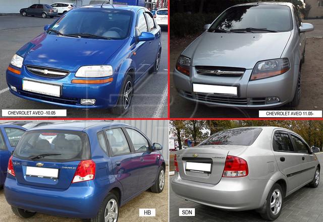Chevrolet aveo 04-06 sdn/hb(t200) шевролет авео