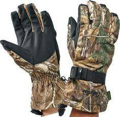 Перчатки охотничьи Cabela's Dry-Plus® Silent Suede™ Gloves, фото 2