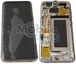 Samsung SM-G950F Galaxy S8 Дисплейный модуль с сенсором, Gold, оригинал, GH97-20457F