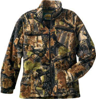 Куртка охотничья флисовая Cabela's Basecamp Fleece Jacket, фото 2