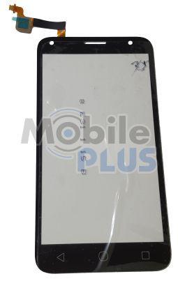 Сенсорный экран (тачскрин) для Alcatel One Touch 5010D Black