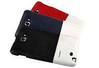 Чехол для Samsung Galaxy Note i9220 N7000 - Nuoku ROYAL luxury leather cover