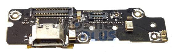 Разъем заряда Meizu MX4 Pro на плате с микрофоном