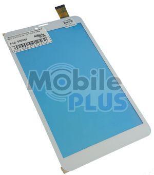 Сенсорный экран (тачскрин) для планшета 8 дюймов Matrix 818 3G (Model: SQ-PG1016) White