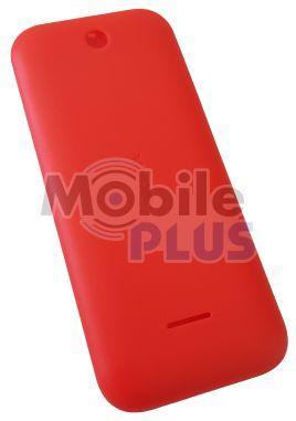 Батарейная крышка для Nokia 225, RM-1011 Coral Red