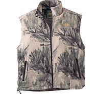 Жилет охотничий флисовый Cabela's Basecamp Fleece Vest Seclusion 3D® Open Country®
