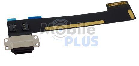 Шлейф з роз'ємом зарядки iPad Mini4 Black