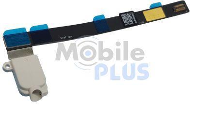 Шлейф з роз'ємом навушників iPad Mini4 Whiite