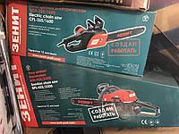 Электропила Зенит ЦПЛ 355/1600 Боковая ( пила электрическая цепная)