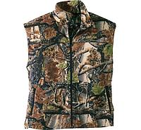 Жилет охотничий флисовый Cabela's Basecamp Fleece Vest Seclusion 3D®