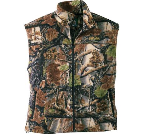 Жилет охотничий флисовый Cabela's Basecamp Fleece Vest Seclusion 3D® , фото 2