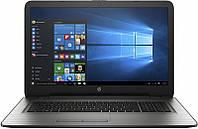 """Ноутбук HP 17-X127 Silver серебро (Z4P15UAR) 17.3"""" i7-7500U 2.7GHz 1TB 12GB DVD-RW AMD R5 M430 W10 Гарантия!"""